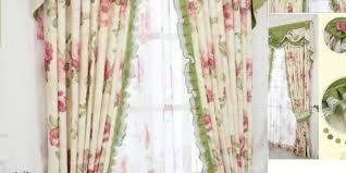 beautify every room with shabby chic curtains blogbeen