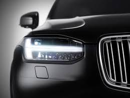 the 2015 volvo xc90 headlights look like thor s hammer