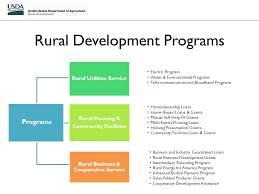 Usda Rural Housing Development Usda Rural Development California Ppt Download