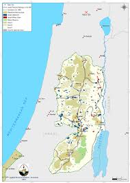 West Bank Map Catastrophic Geopolitical Consequences U201d Two Proposed Israeli Plans