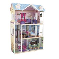 kidkraft my dreamy dollhouse play set 65823 the home depot