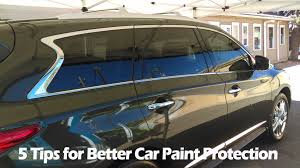 Car Paint by 5 Tips For Better Car Paint Protection Detailxperts Blog