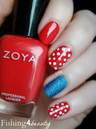 zoya nail polish blog fun fourth of july nail art with zoya nail