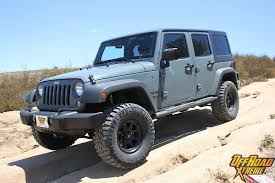 tracker jeep mickey thompson deegan 38 tire and wheel review