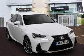 lexus isf white used lexus is f sport white cars for sale motors co uk