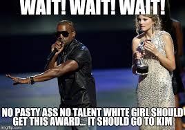 Kayne West Meme - kanye west taylor swift memes imgflip
