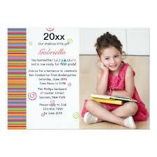 kindergarten graduation announcements 120 best photo card birthday invitation images on card