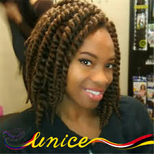 best hair for braid extensions wholesale price short havana mambo twist crochet box braids