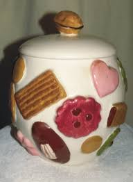 los angeles pottery cookies all collector cookie jar