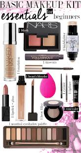 makeup ping list for the makeup and beauty beginner get all of your makeup ping chanel basic makeup kit
