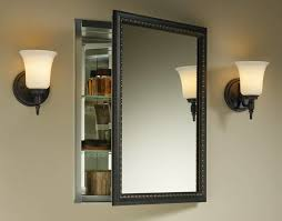 Bathroom Mirrors And Medicine Cabinets Bathrooms Cabinets Glass Medicine Cabinet Lowes Bathroom Mirror