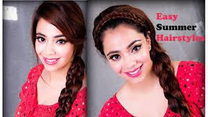 summer hairstyles hindi youtube