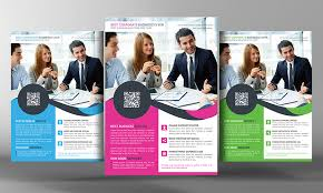 best corporate business flyer by business templates on creative