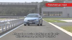 toyota dealer japan toyota u0027s new service center in japan toyota on front youtube