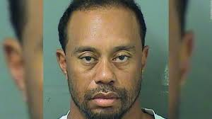 tiger woods u0027 car had flat tires he was asleep at wheel police