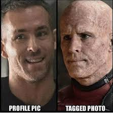 Profile Picture Memes - 34 profile vs tagged picture memes that reveal what ugly goobers