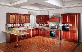 cuisine en bois massif moderne meuble de cuisine en bois massif meuble cuisine ilot