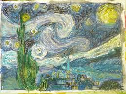 Starry Night Nuit Etoilee Very - 138 best van gogh images on pinterest art van and visual