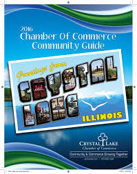 crystal lake community guide 2016 by shaw media issuu