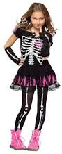 halloween costumes for girls scary sally skelly skeleton kids costume skeleton costumes cute kids