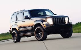 jeep cherokee black with black rims pictures of your kk with aftermarket tires wheels page 2