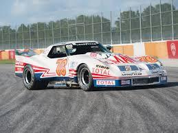 imsa corvette rm sotheby s 1976 chevrolet corvette widebody imsa spirit of le