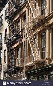 Tribeca Apartment Apartment Building In Tribeca New York City Stock Photo Royalty