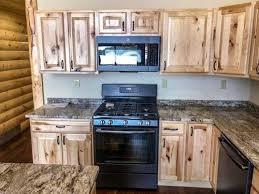 black kitchen cabinets in log cabin 5 log cabin kitchen design ideas northern log