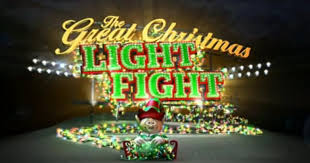 the great christmas light show the great christmas light fight to air on trutv in the uk