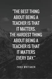 Teacher Appreciation Memes - 15 inspirational quotes for teachers in the new year for educators