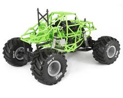 remote control bigfoot monster truck smt10 grave digger 4wd rtr monster truck by axial racing axi90055