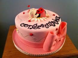 Ladybug Themed Baby Shower Cakes - ladybug baby shower cake