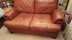 John Lewis Leather Sofas John Lewis Cordoba Tetrad Leather Compact 2 Seat Sofa And