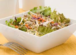 cuisine pour regime 4 salades repas pour perdre du poids
