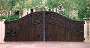 ornamental iron gates oklahoma city edmond norman