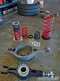 stock jeep suspension project 350z suspension install modified magazine