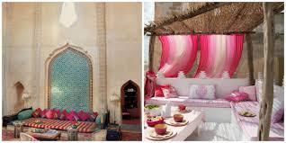 Arabian Home Decor Different Fabrics In Different Rooms Ma Chambre De Rêve