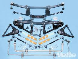 c3 corvette suspension upgrade corvette suspension kits and components magazine