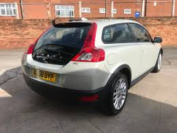 volvo hatchback used volvo c30 coupe 1 6 d se 2dr in sutton in ashfield