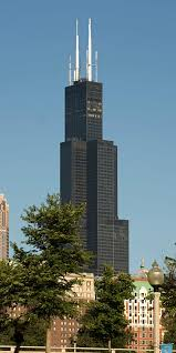 Sears Tower by File Km 5939 Sears Tower August 2007 B Jpg Wikimedia Commons