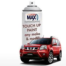 nissan 1k auto touch up spray paint car tiida qashqai patrol