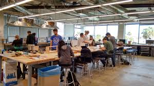 maker lab of engineering santa clara university