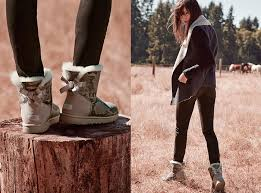 womens ugg boots bow go special collections ugg fall 2014 lookbook by