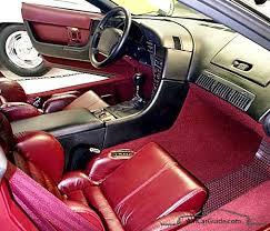 1989 Corvette Interior Chevrolet Corvette 1984 1996 C4 Amcarguide Com American