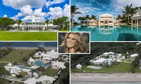 215 south beach road celine dion home