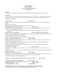 Forbes Resume Template Barback Resume Sample Barback Resume Sample Quintessential