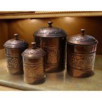 Design For Kitchen Canisters Ceramic Ideas Kitchen Decorating Design Ideas Using Vintage Shape Square Ivory
