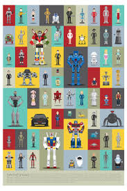 Houses From Movies 185 Best Robots Images On Pinterest Vintage Robots Lost In