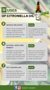 citronella essential oil aroma oil 15ml 100 pure scenty