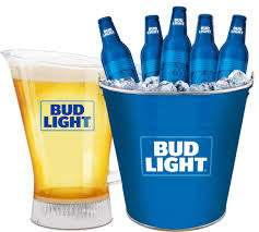 3 00 for bud light or budweiser pitcher or bucket expiring on